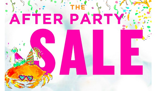 Lilly Pulitzer After-Party Sale
