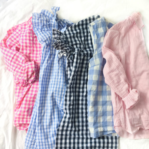 Gingham Picks + GIVEAWAY {CLOSED}
