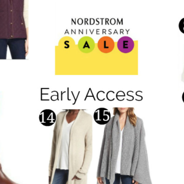 Nordstrom Early Access Picks