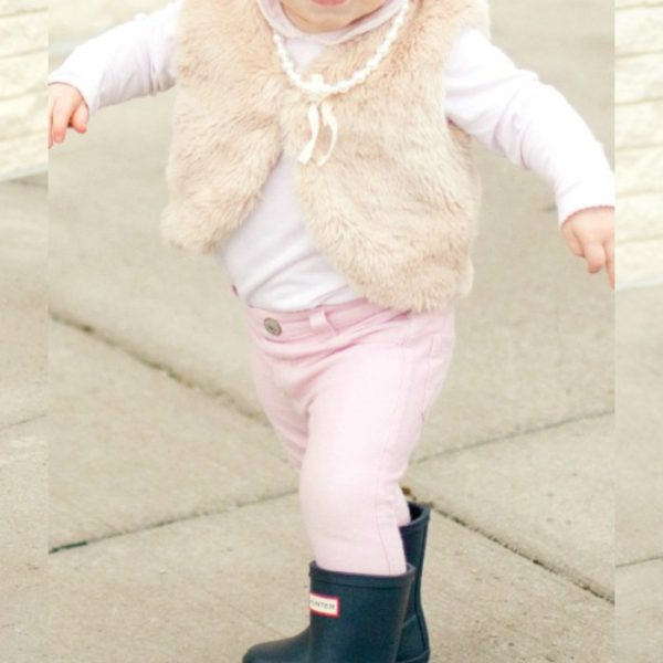 Her Boots Are Made For Walking